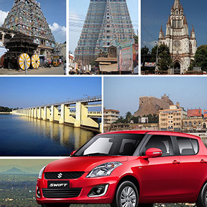Self Drive Car Hire in Madurai