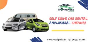 self drive car Aminjikarai