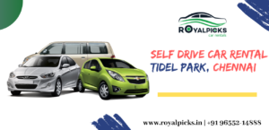 self drive car rental services in Tidel Park chennai