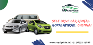 Gopalapuram self drive car rental