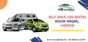 Ashok Nagar self drive car rental
