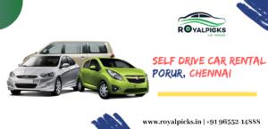 porur Self drive car rental service