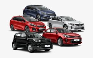 Rental car service