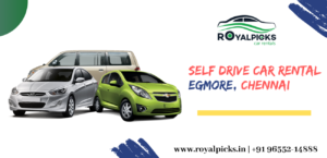 self drive car in egmore