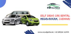 Car Rental in Medavakkam